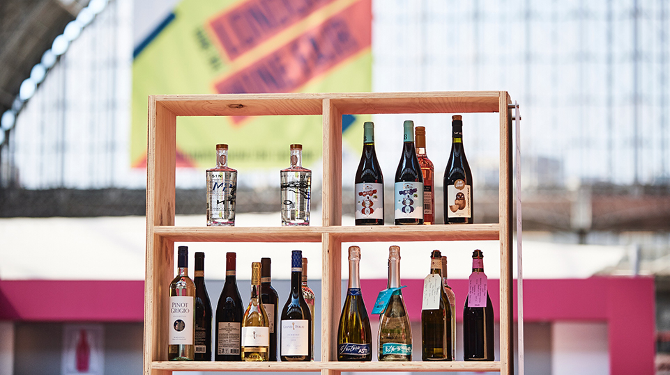 London Wine Fair is taking place at Olympia London