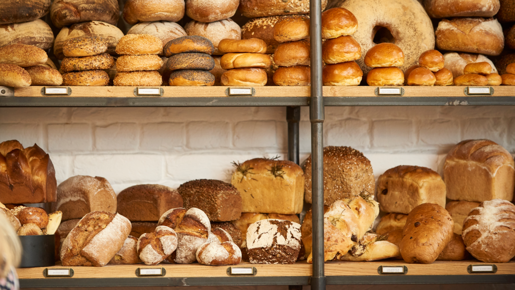 Gail's offers delicious pastries near Olympia London