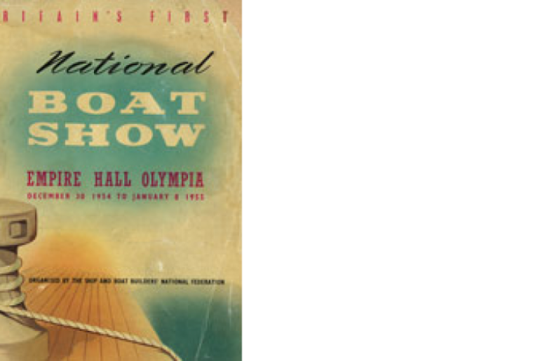 Boat Show 1954