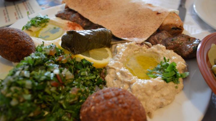 Chez Abir is an exceptional Lebanese restaurant, highly rated by regulars and new visitors alike, just around the corner from Olympia London on Blythe Road.