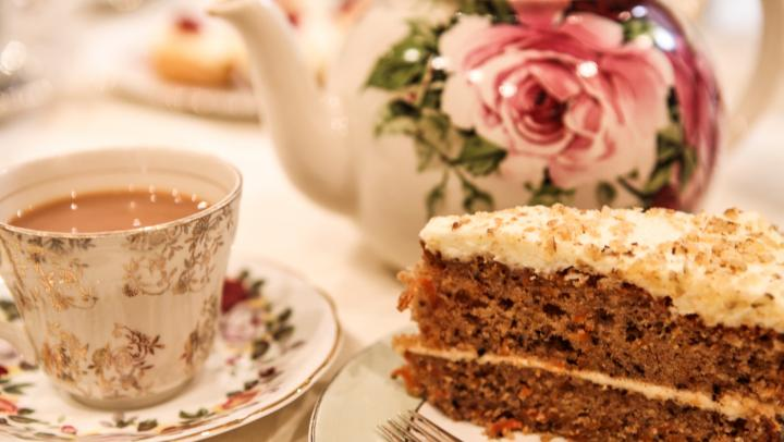 Afternoon Tea Parties for Elegant Hens, Baby Showers and Special Occasions.