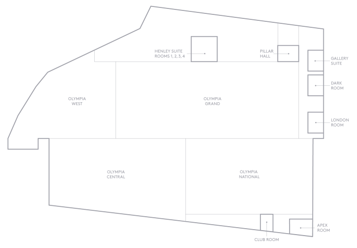 Locational Floor Plan